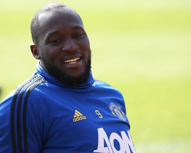 Inter are determined to sign Romelu Lukaku from Man United