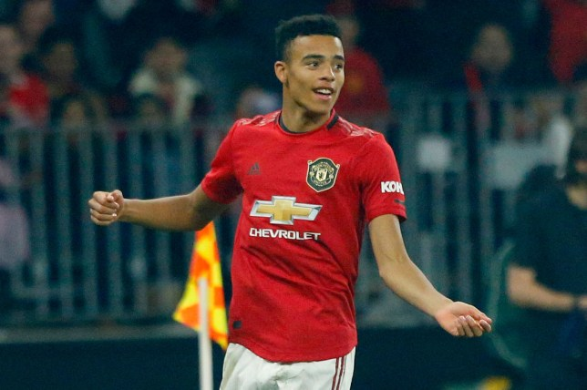 Mason Greenwood has impressed on tour (Picture: Getty)