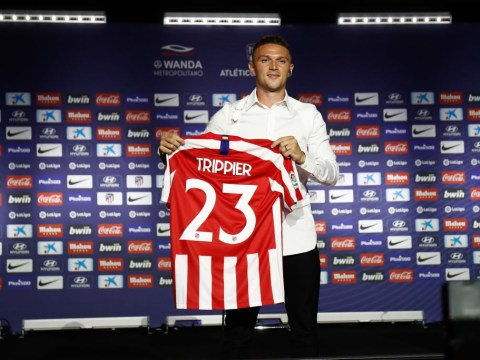 Kieran Trippier explains influence of Diego Simeone on decision to leave Tottenham for Ateltico Madrid