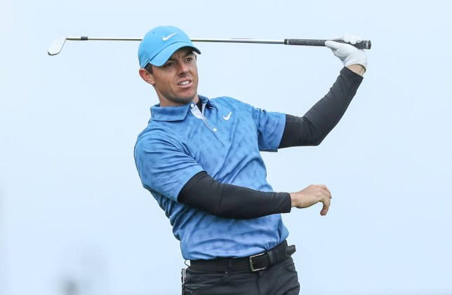 Rory McIlroy carded disastrous 79 during the first round of the Open at Portrush