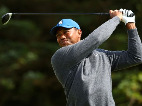 Tiger Woods gives update on back injury after calamitous Open first round