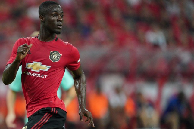Eric Bailly fears he'll be sold before the transfer window closes (Picture: Getty)