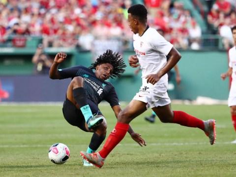 Sevilla's Joris Gnagnon apologises for 'heinous' tackle on Liverpool's Yasser Larouci