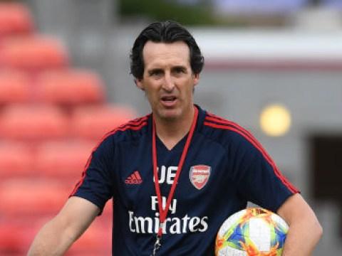 Unai Emery hints Laurent Koscielny is no longer in his plans after Arsenal captain's pre-season snub