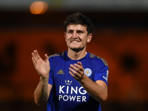 Manchester United in 'final stages' of completing Harry Maguire transfer deal