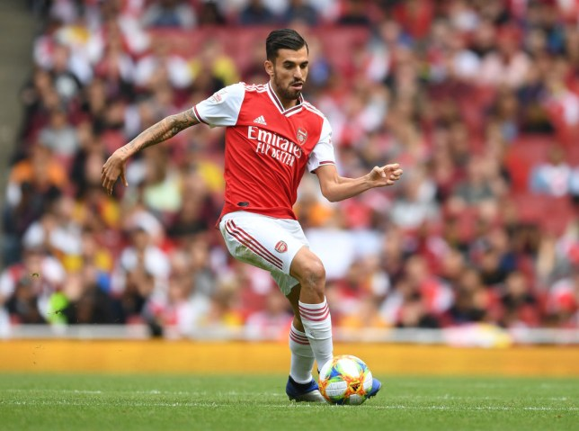 Unai Emery reveals the two positions Dani Ceballos can play at Arsenal