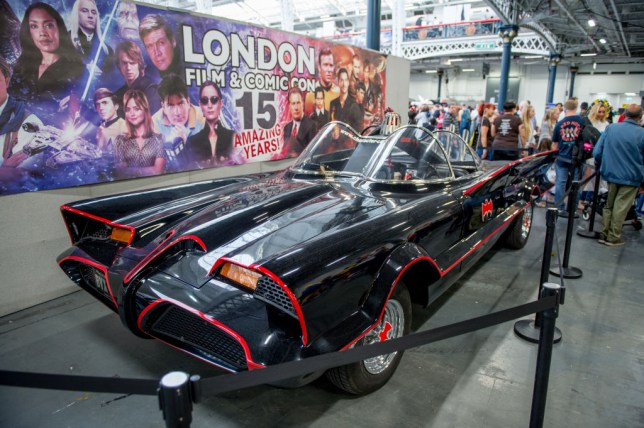 London Film and Comic Con 2019