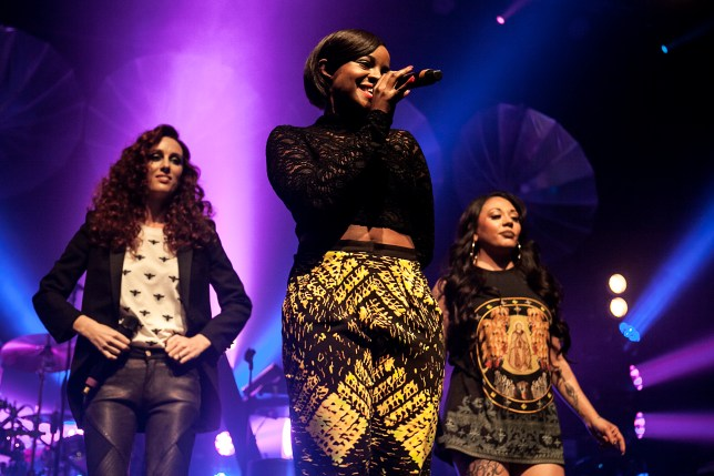 Sugababes original trio reunite to tease comeback and it's officially 2001 again