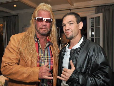 Dog the Bounty Hunter's son badly hurt in first manhunt since star's wife Beth Champman died