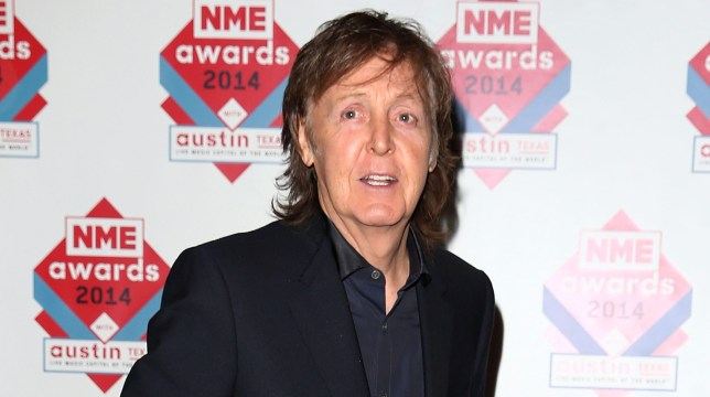 Paul McCartney basically confirms he's headlining Glastonbury 2020 with rather cryptic message