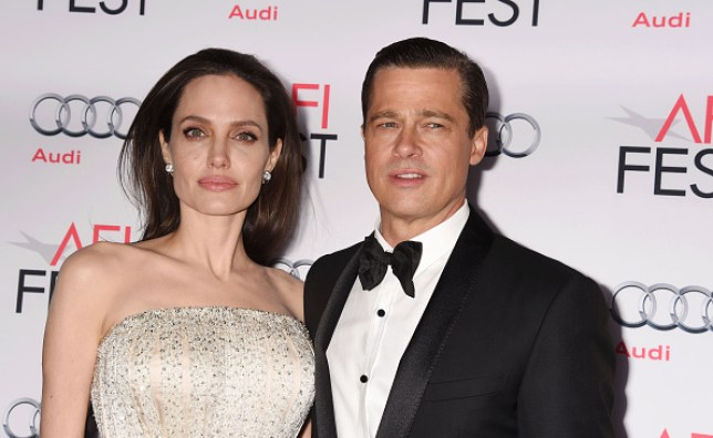 Angelina Jolie offers Brad Pitt time with kids.