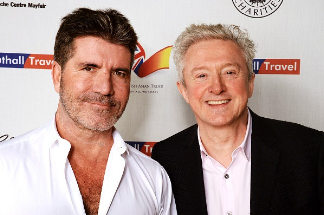 Louis Walsh has no 'hard feelings' after being sacked from X Factor by Simon Cowell