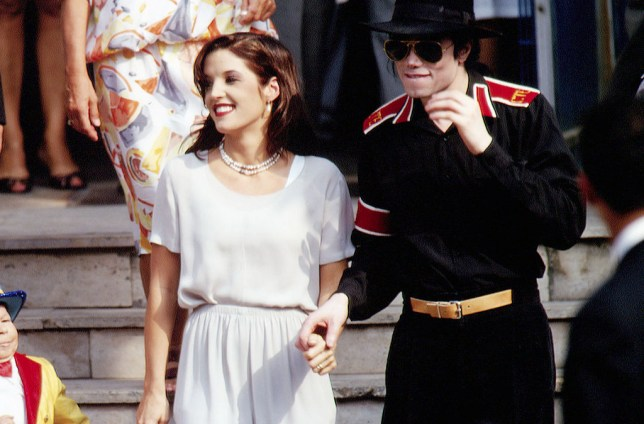Lisa Marie Presley Writing Tell All Book About Michael Jackson
