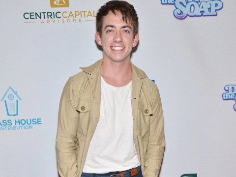 Glee star Kevin McHale 'signs up to Celebrity X Factor' alongside Jenny Ryan and Love Island supergroup