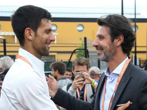 Patrick Mouratoglou explains why Novak Djokovic is the GOAT – not Roger Federer or Rafael Nadal