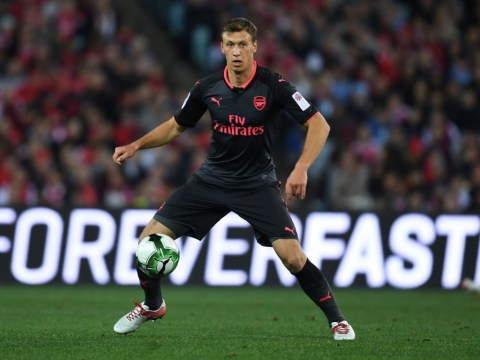 Arsenal youngster Krystian Bielik becomes a surprise target for AC Milan
