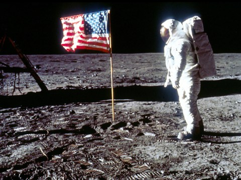 The moon landing would have been impossible to fake, and here's why
