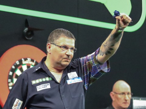 Gary Anderson says Michael van Gerwen 'is there for the beating, he always has been'