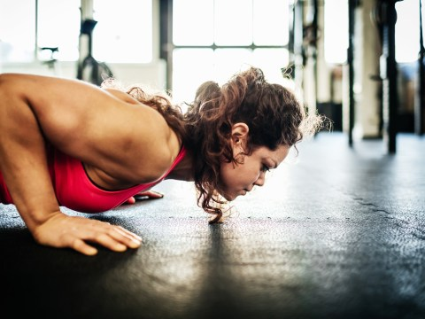 Daily Fitness Challenge: How many diver bomber press-ups can you do?