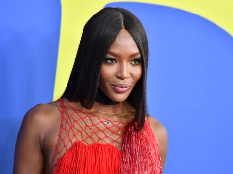 Naomi Campbell channels sassy flamenco dancer emoticon as she celebrates World Emoji Day