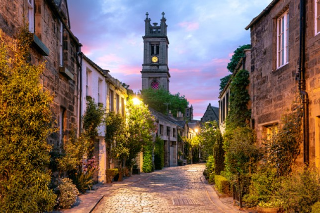 Edinburgh is listed ahead of Rome, Barcelona and Queenstown, New Zealand, as one of the world's most overcrowded tourist hotspots