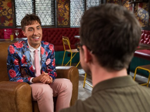 Hollyoaks spoilers: Scott Drinkwell confesses the truth to Levi Rochester?