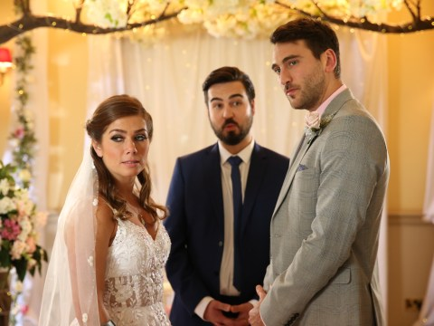 Hollyoaks spoilers: Maxine Minniver's shocking secret exposed in wedding showdown?