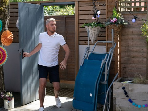 Hollyoaks spoilers: Sami Maalik is the victim of an Islamaphobic attack on Eid – thanks to Ste Hay?