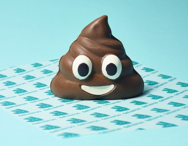 Deliveroo is serving up poo emoji cakes for world emoji day