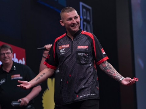 Nathan Aspinall has no time for darts' moaners as he braces for PDC World Darts Championship challenge
