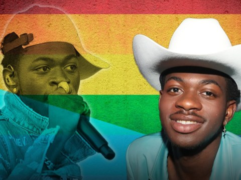 Lil Nas X hits back at 'homophobic' abuse after coming out as gay: 'Say one more thing to me'