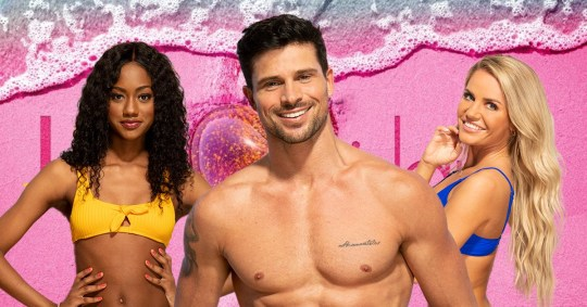 Love Island USA cast lineup