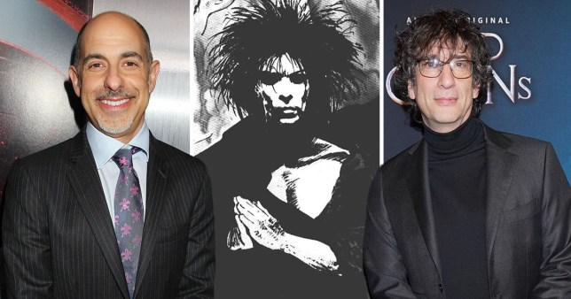 neil gaiman and david goyer
