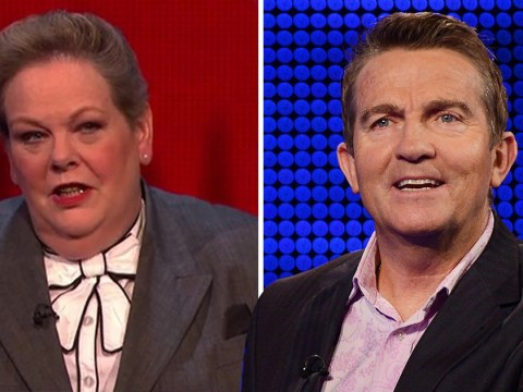 The Chase star Anne Hegerty defends Bradley Walsh as he's accused of 'dull' presenting