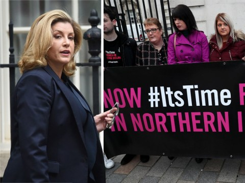 Parliament ready to change abortion laws in Northern Ireland, Penny Mordaunt says