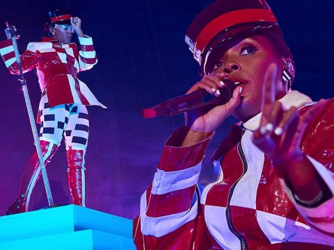 Janelle Monae turned Wembley Arena into her Dirty Computers and it was a glorious experience