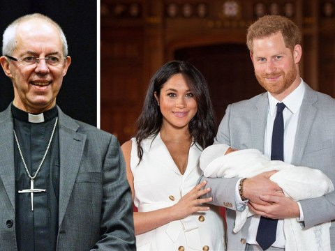 Meghan and Harry won't reveal the identity of Archie's godparents
