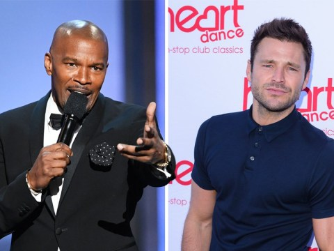 Mark Wright reveals 'close relationship' with Jamie Foxx and we are so jealous