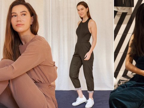 Designer creates jumpsuits you can easily pee in without getting totally naked