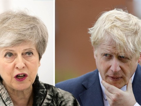 Theresa May 'told spy chiefs to keep state secrets from Boris Johnson because of his big mouth'
