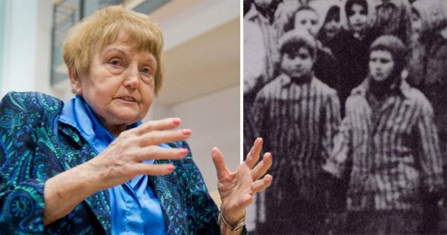 Eva Mozes Kor and Josef Mengele's experiments in Auschwitz
