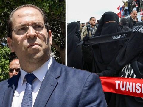 Tunisia bans face veils in public over security concerns