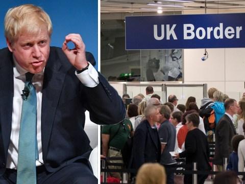 Boris Johnson demands immigrants learn English to integrate