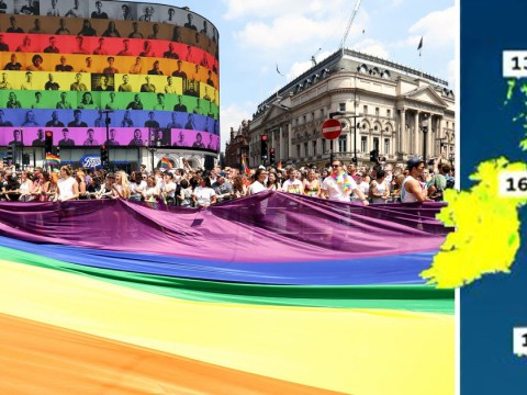 London Pride could see real rainbows with afternoon of sunshine and showers