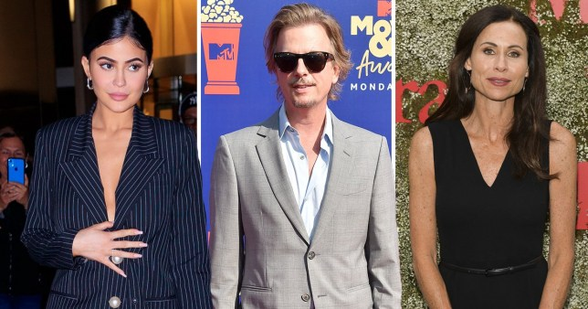 Kylie Jenner, David Spade and more react to LA earthquakes