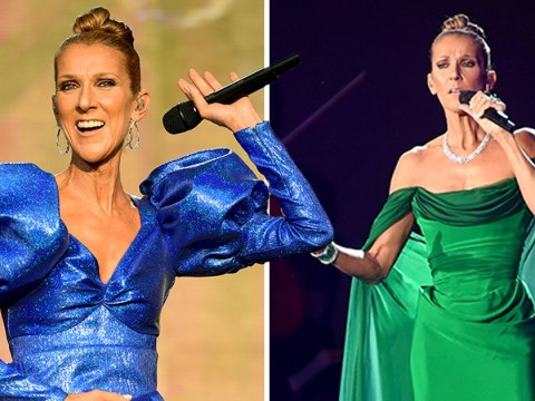 Celine Dion brings Vegas to Hyde Park with comedy, costume changes and all the hits