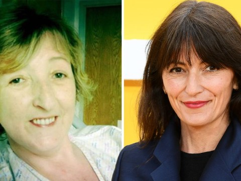 Davina McCall still talks to her late sister 'all the time' as she is 'always with her'