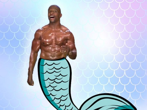 Terry Crews wants to be King Triton in The Little Mermaid and we hope Disney is listening
