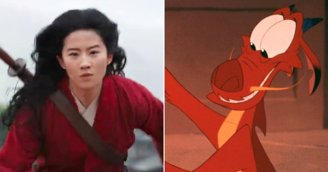 Is Mushu Going To Be In The Mulan Live Action Disney Movie Metro News