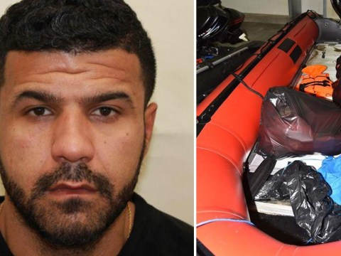'Reckless' people smuggler jailed for bringing migrants across channel in dinghies